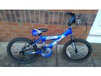 Boys Ignite X-treme Mayhem Bike Ideal Christmas Present VGC