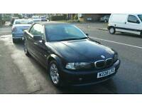BMW 3 Series 2.5 323Ci 2dr Excellent Runner Long MOT