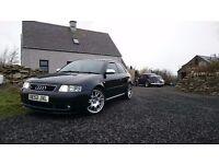 Audi s3 2003 225bhp quatrro