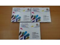 Canon Compatible Cartridges x3 FULL PACK (12)