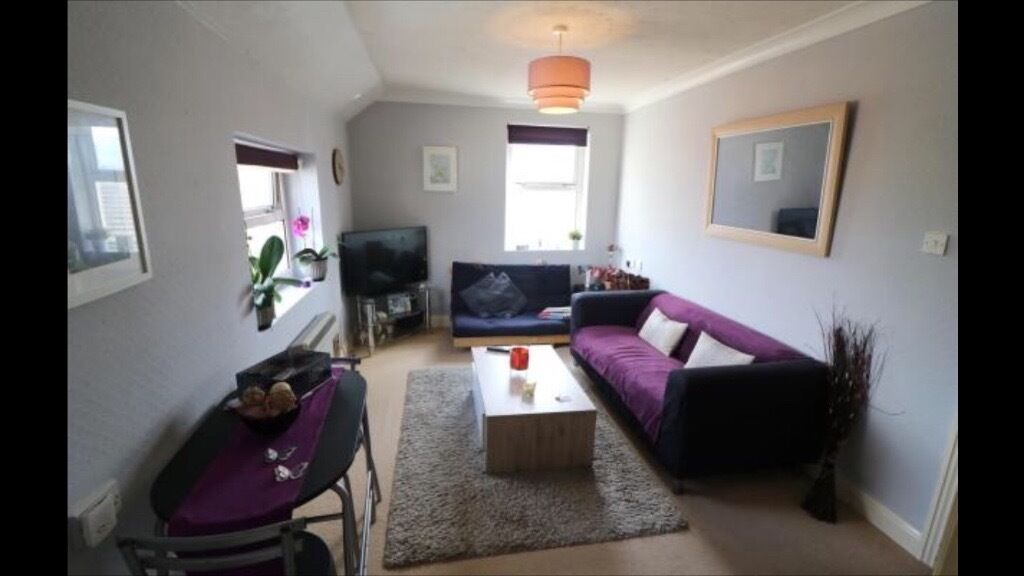 Refurbished 1 Bedroom Flat To Rent Bournemouth Available March
