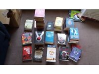 Teenage Books need a new home. All in good condition (one careful previous reader)