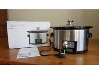 John Lewis Slow Cooker 3.5l with box