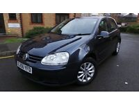 Volkswagen Golf 1.9 TDI Match 5dr£1,995 p/x welcome Full Service History