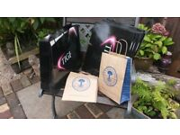20 Approximately Retail Bags - TIGI and Neal's Yard