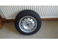 Spare wheel/tyre for Vauxhall Corsa