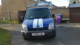 Mint 56 plate Ford Connect Van,Excellent Condition