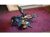 Mac Allister Redeye slide mitre saw 1800w - Good condition