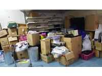 Job lot of over 20000 items clearance must go
