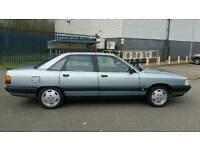 Classic Audi 100 1990 2.3 5 cylinder **FULL MOT** Low miles