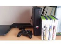 Xbox 360 games kinect very good condiction