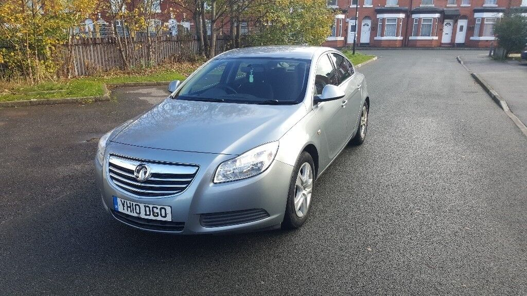 VAUXHALL INSIGNIA 2.0 DIESEL ECO FLEX I OWED THIS CAR FROM NEW 11 MONTHS MOT LOVELY DRIVING CAR