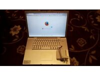 Apple Macbook Pro A1229 2008 2.4ghz MA897B/A Silver FULLY WORKING
