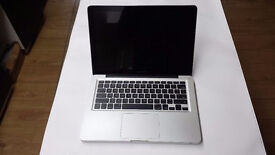 "#02 Apple MacBook Pro 13"" Mid-2012 Core i5 2.5 Ghz 4GB RAM No HDD Not Switching ON"