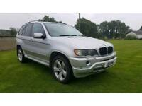 2002 BMW X5 DIESEL SPORT.MOTED TO OCTOBER.POSSIBLE PART EXCHANGE. CREDIT CARDS ACCEPTED