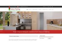 Beautiful, custom designed websites from £99! - Professional web design services