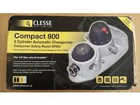CLESSE Compact 800 | 2 Cylinder Automatic Changeover Kit | Brand New! *BARGAIN*