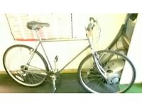 RALEIGH SPORTS HYBRID NEW TYRES AND BRAKES FULLY RESTORED
