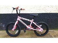 boss sugar kids bike Tiverton/Exeter