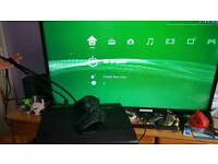 PS3 CONSOLE WITH CONTROLLER