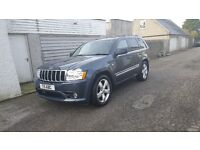 Jeep Grand Cherokee (SRT 8 Lookalike) Diesel