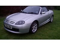 MG TF 1.8 CONVERTIBLE 04 reg ( LOW MILES)