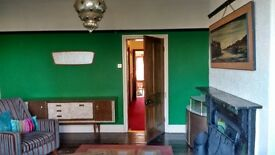 Large Victorian house in desirable part of Wallsend available for short term let.
