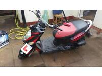 Moped 49CC £200