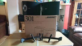 Bose 301 Speakers