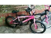 Girls BMX BICYCLE