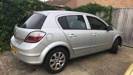 Vauxhall Astra 1.8 5 door
