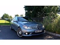 MERCEDES BENZ C220 CDI AMG SPORT FINANCE & WARRANTY AVAILABLE