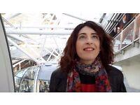 Professional italian lessons in North/Central London with Maria Grazia