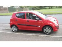 suzuki alto 1 litre z3 5 door hatch vary low mileage