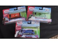 Thomas Tank engines Fisher Price Trackmaster mint boxed old shop stock £12.50 Downend Bristol