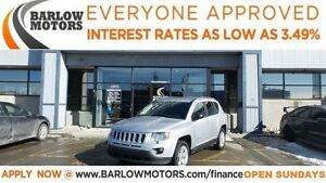 2013 Jeep Compass Sport/North (APPLY NOW DRIVE NOW)
