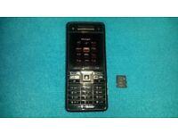 Sony Ericsson C902 mobile phone.