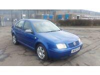 2002 Volkswagen Bora 1.9TDI PD SE 4dr Automatic £795 (MOT: 10/06/17) & 3 months WARRANTY