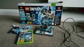Lego Dimensions Starter Pack Xbox 360 X360 Complete BARGAIN With Box