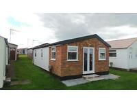 New build chalet for sale. Must See! 2-bed with spacious open plan living and kitchen area.