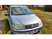 Fiat Punto for spares or repair