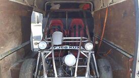 Road legal buggy spares or repair
