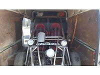 Road legal buggy spares or repair