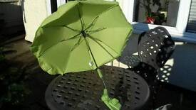 PARASOL FOR BABY'S BUGGY