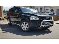 Volvo XC90 MK 1 Facelift 2.4 D5 Active Geartronic AWD 5dr(EXPORT ONLY OR USED FOR REPAIRS & SPARES)