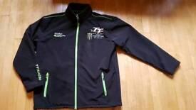"Road Races Isle of Man TT 48"" XL size coat"