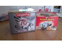 Imperia Pasta and ravioli machine