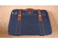 Brand New Antler Navy Suitcase
