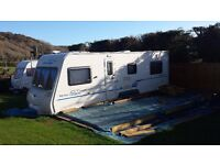 Bailey Ranger 620/6, 6 Berth Luxury Touring Caravan Rare Opportunity, No Longer Made, Lovely Van !!