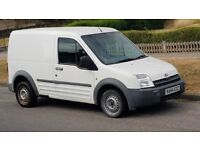 FORD TRANSIT CONNECT 1.8 TD 54 REG LOW MILES STARTS AND DRIVES PERFECT VERY CLEAN 11 MONTHS MOT